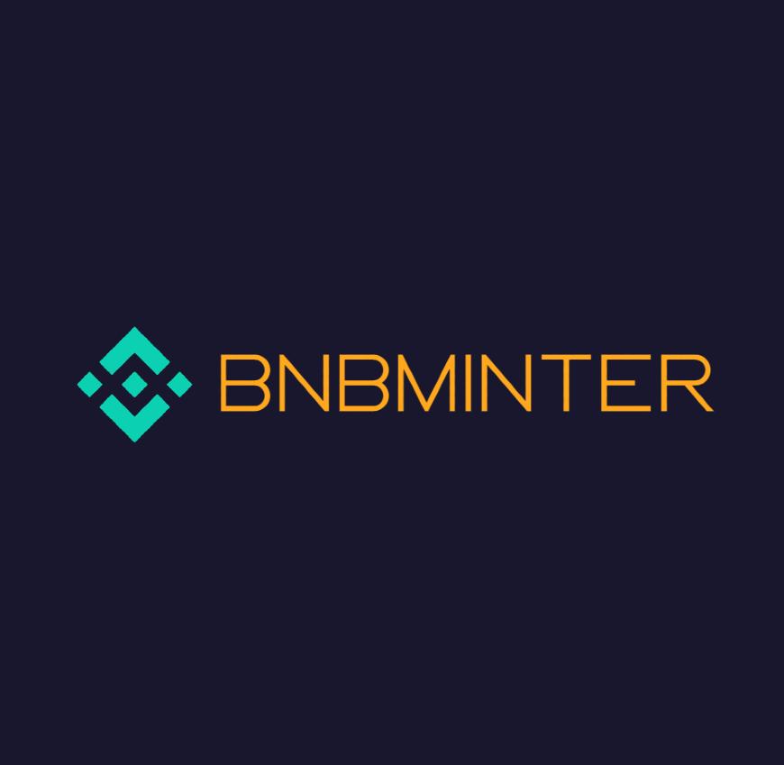 BNBMinter - An Investment platform built on BSC logo