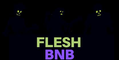 Flesh BNB - %3 Daily Return logo
