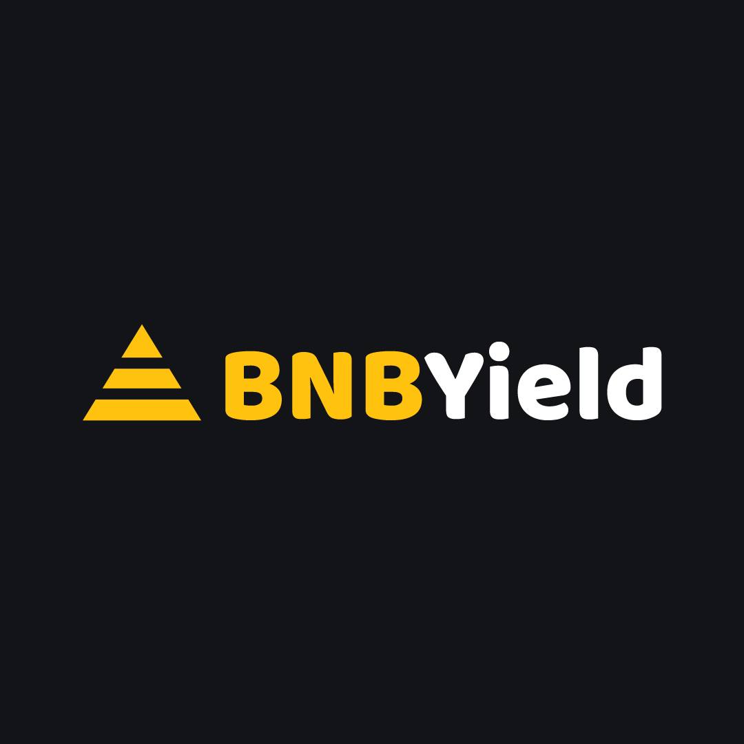 Stake BNB and Earn Daily ROI (8-20%) logo
