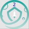 SAFEMOON 2 logo