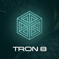 TRON8 logo
