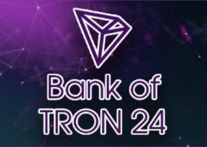 BankOfTron24 logo