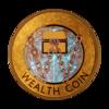 Wealth Coin logo