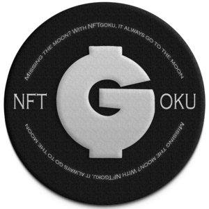 NFTgoku logo