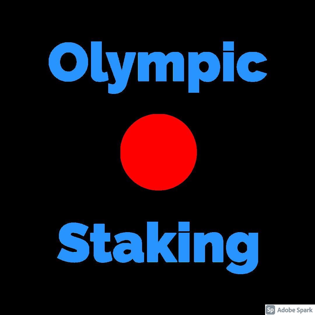 OlympicStaking logo