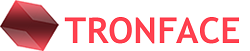 TRONFACE logo