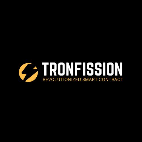 Tronfission logo