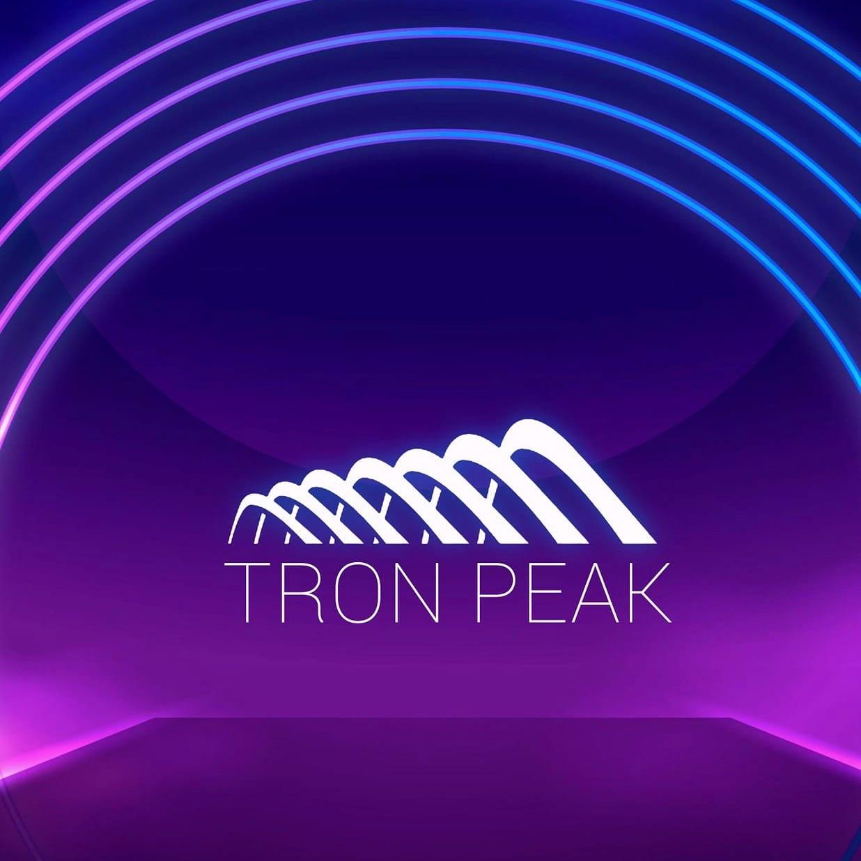 TronPeak logo