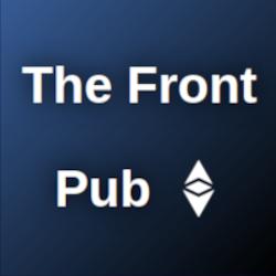 The front Pub logo
