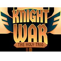 Knight War - The Holy Trio logo