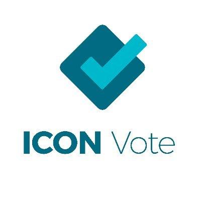 ICON Vote logo